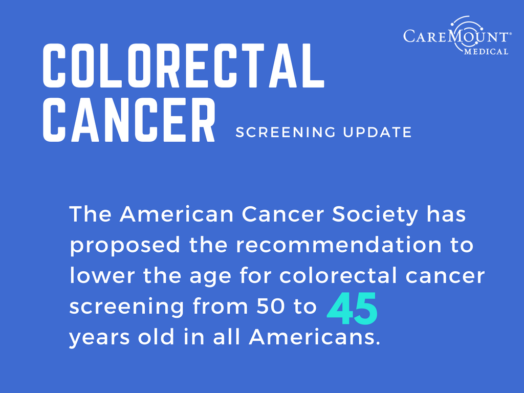 Colorectal Cancer Screening Update Healthcare Services In New York Multi Specialty Practices
