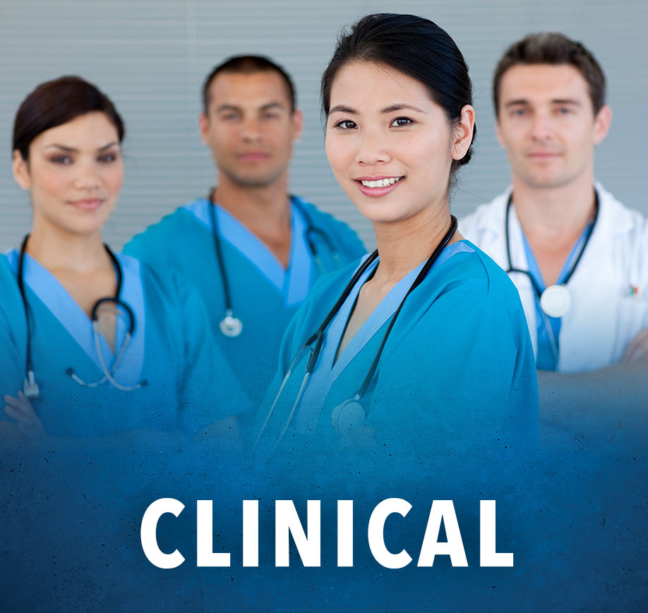 clinical jobs