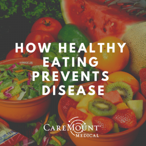 how healthy eating prevents disease