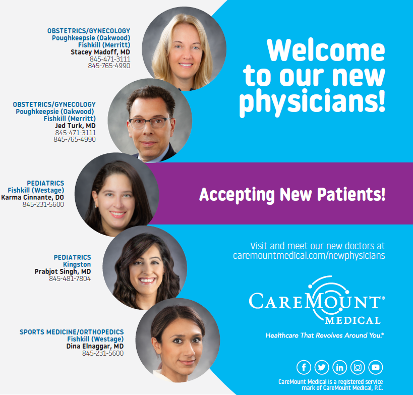 New Physicians December 2018