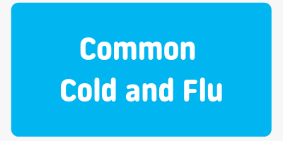 common cold and flu