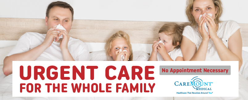 urgent care for the whole family