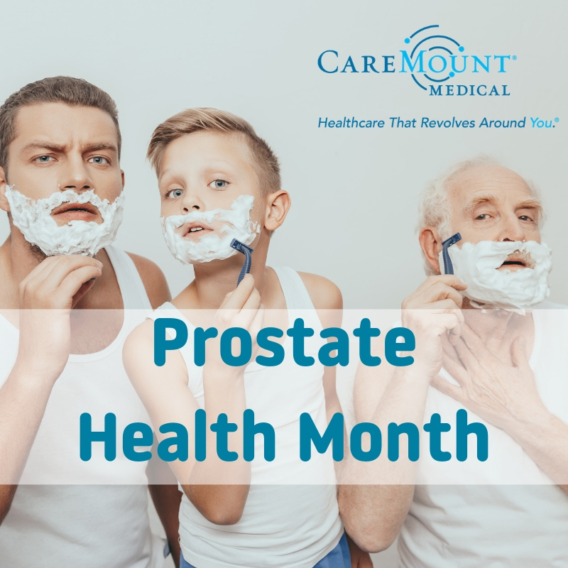 Prostate Health Month September 2019