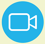 Video Icon - Watch an Informational Event