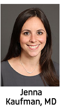 Click here for information on Jenna Kaufman, MD